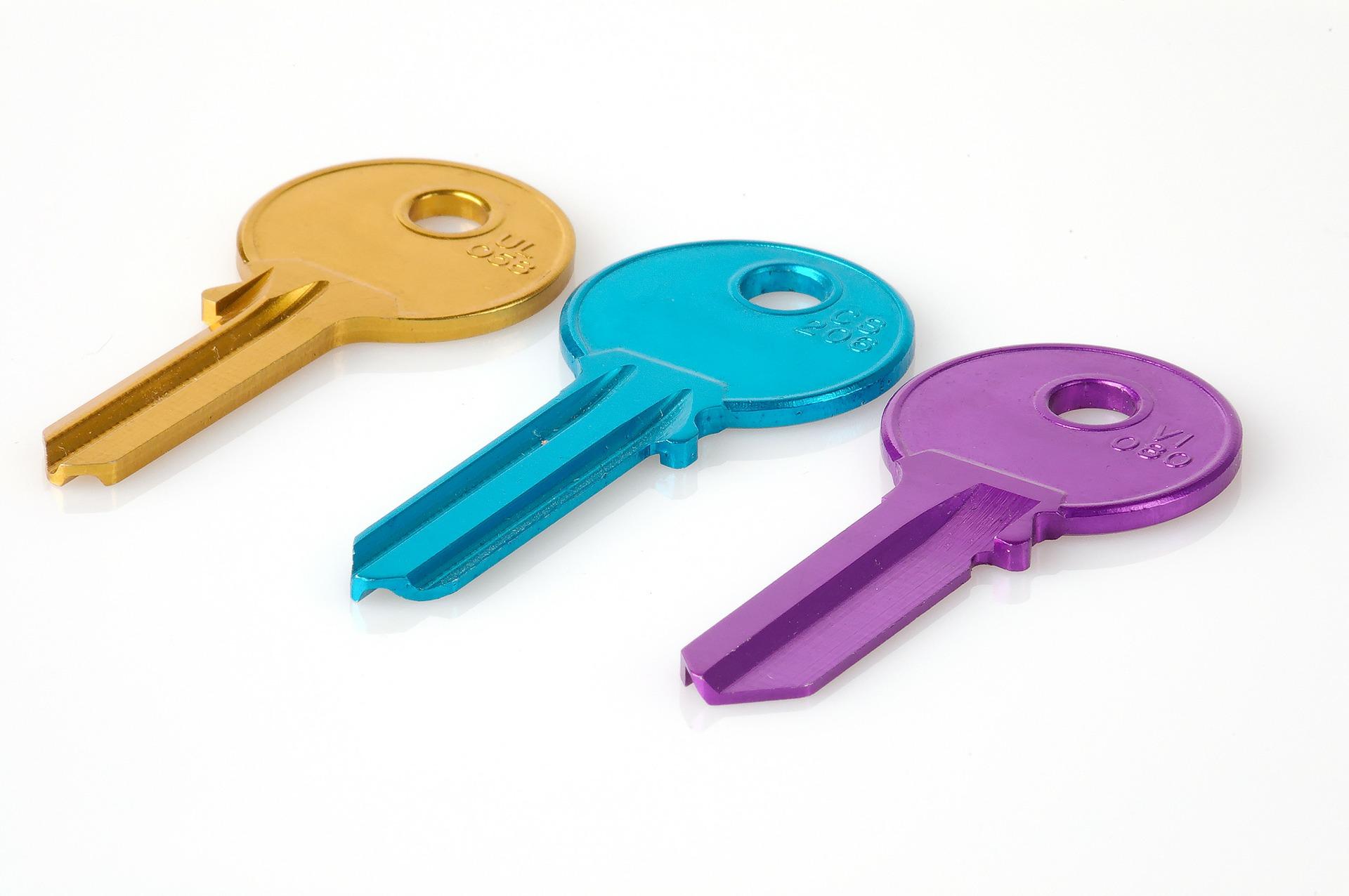 ビジネス管理アプリ~会議室管理とオフィスの合鍵管理